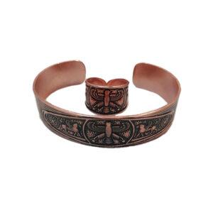 Set of Persian Ring & Bracelet Model Zoroaster