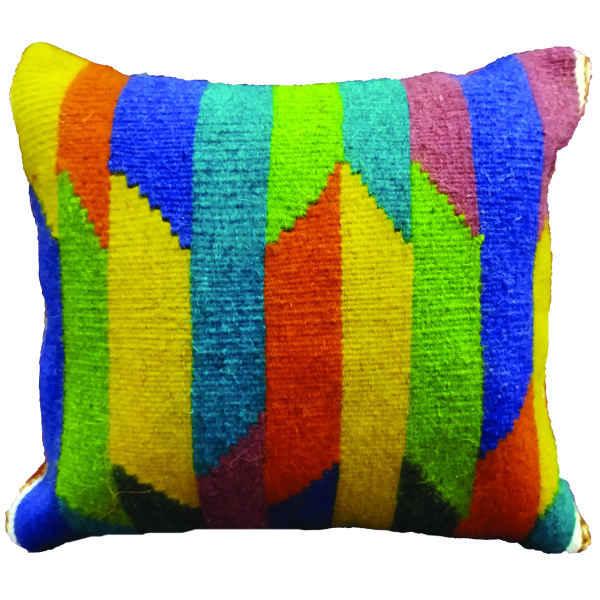 Persian Handmade Cushion Cover - Kilim Jajim