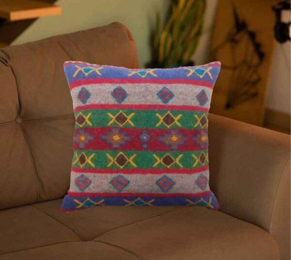 Iranian Hand woven Kilim Cushion Cover