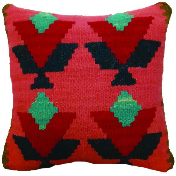 Iranian Handmade Kilim Cushion Cover