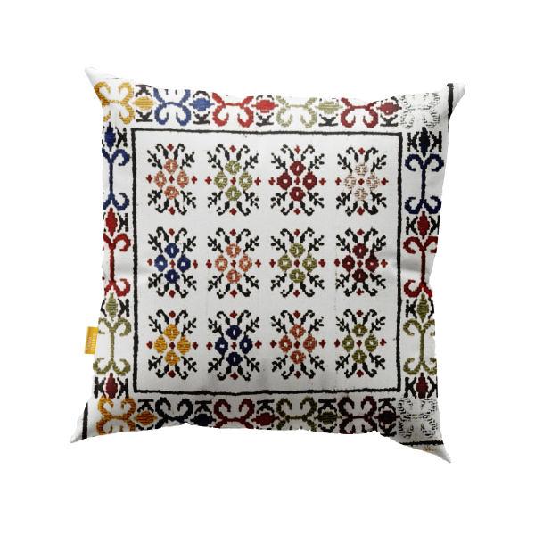 Iranian Handmade Jajim Cushion Cover