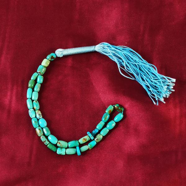Misbaha Islamic Prayer Beads - Model Firoozeh Selin