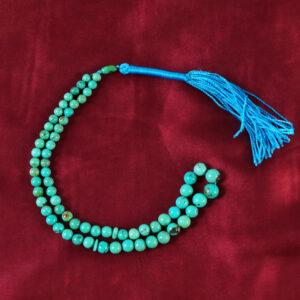 Misbaha Islamic Prayer Beads - Model Firoozeh Selin fir8
