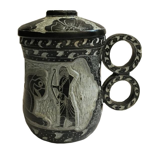 Stone Tea Maker Cup Model Forouhar