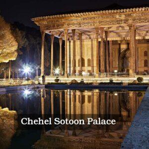 Chehel Sotoon Palace | ShopiPersia