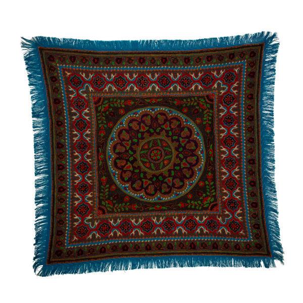 Kerman Suzani Embroidery Tablecloth Model Adak