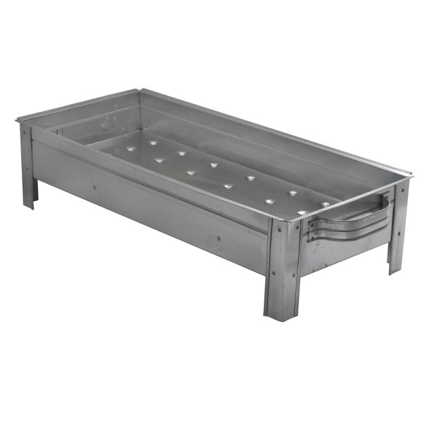 """Persian Style Stainless Steel Grill for Kabobs - """"Manghal"""""""