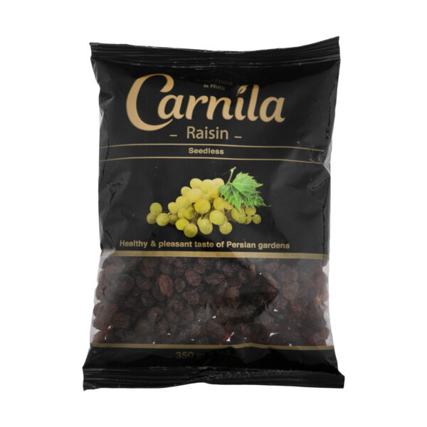 Carnila Persian Brown Raisin (Polohy) 350 Gram (4x)