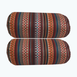 Iranian Set of 2 Traditional Vintage Pillow Model Colors