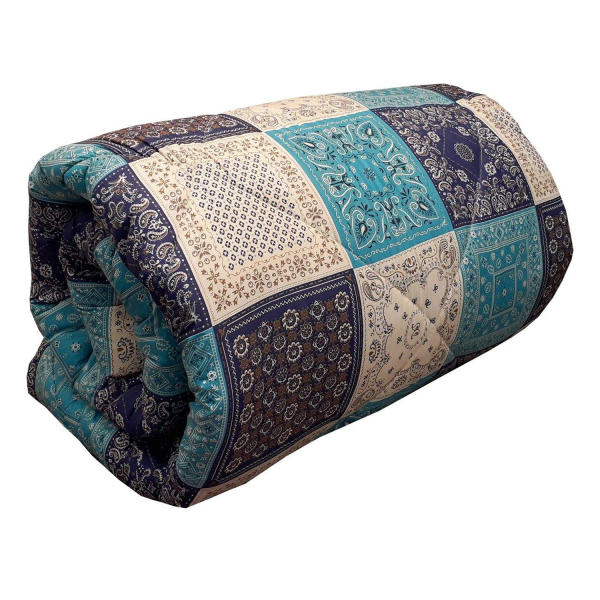 Iranian Traditional Vintage Korsi Quilt Model Seness
