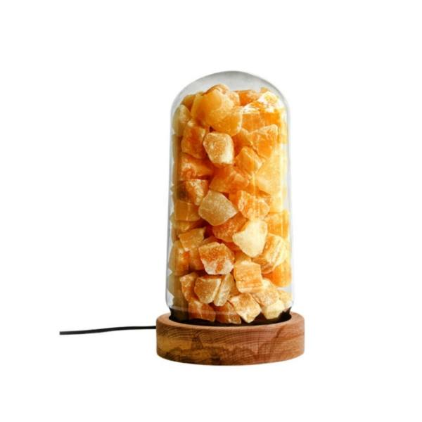 Persian Salt Lamp Model Cylindrical