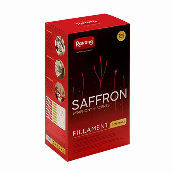 Ravang Persian Super Negin Saffron 500 Gram