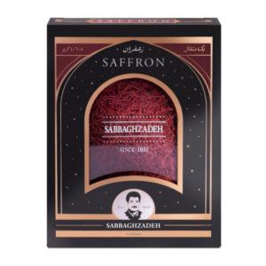 SabbaghZadeh Iranian Sargol Saffron - 4.6 Gram (2x)