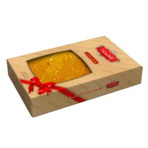 "Saffron Crystal Rock Candy ""Nabat Zard"" 450 Gram (3x)"