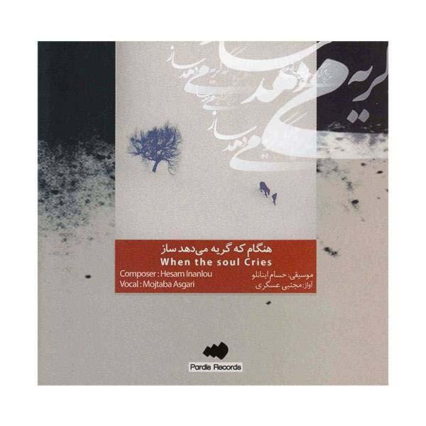 When The Soul Cries Music Album by Mojtaba Asgari