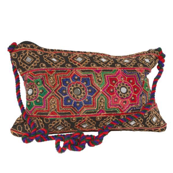 Balochi Embroidery Suzani Handbag Model Hana