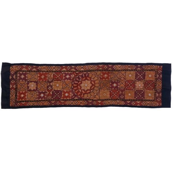 Balochi Embroidery Suzani Table Runner Model Arad