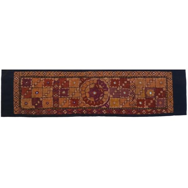 Balochi Embroidery Suzani Table Runner Model Aras 01
