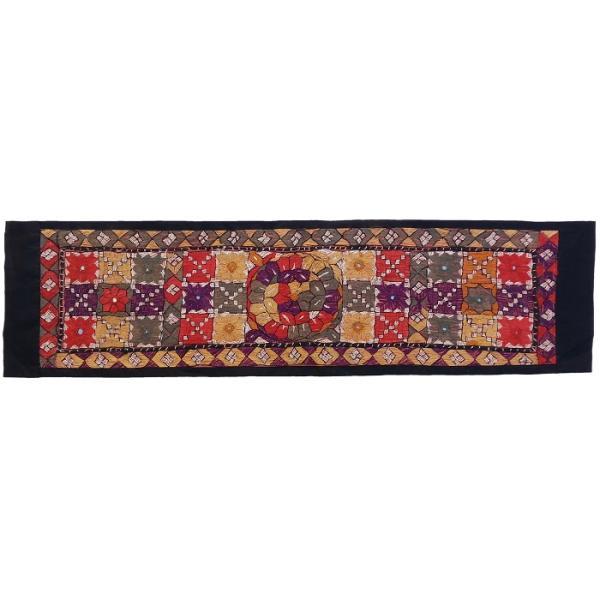 Balochi Embroidery Suzani Table Runner Model Soozra27