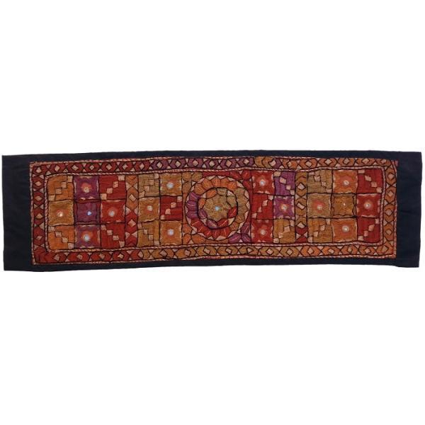 Balochi Embroidery Suzani Table Runner Model Soozra28
