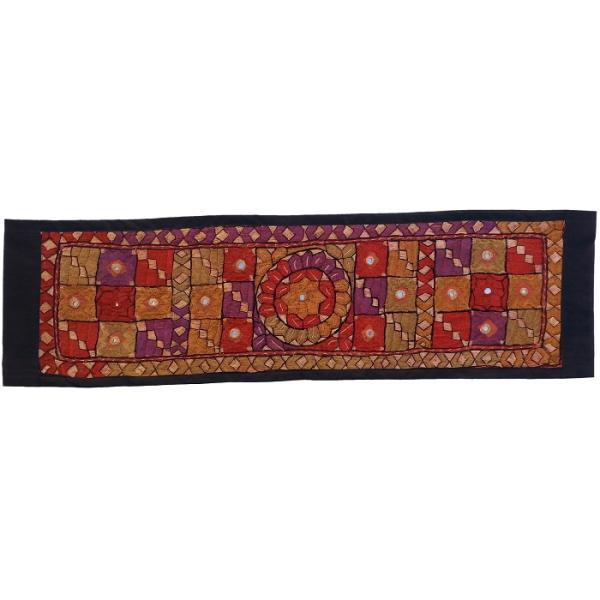 Balochi Embroidery Suzani Table Runner Model Soozra29