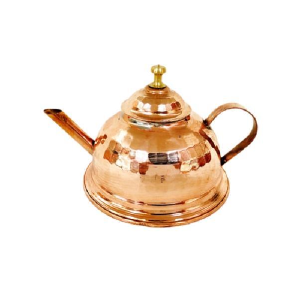 Handmade Persian Copper Tea Kettle Model Az01