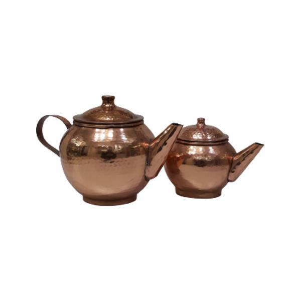 Iranian Copper Kettle & Teapots Model Top13