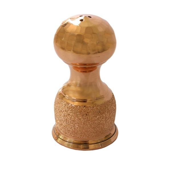 Iranian Copper Salt Shaker Model Hammer