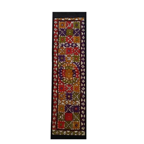 Iranian Embroidery Suzani Table Runner Model Darya23