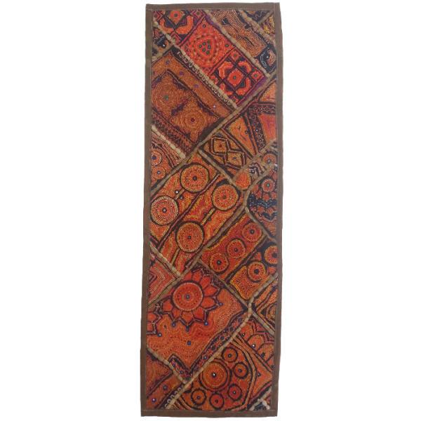 Iranian Embroidery Suzani Table Runner Model Nahal15