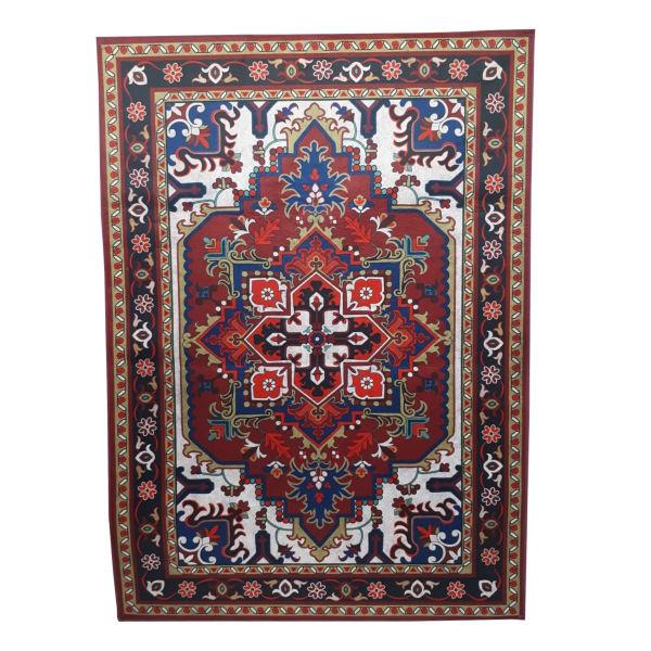 Iranian Handmade Wool Felt Rug Model Ayric