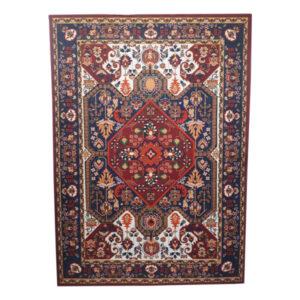 Iranian Handmade Wool Felt Rug Model Dena