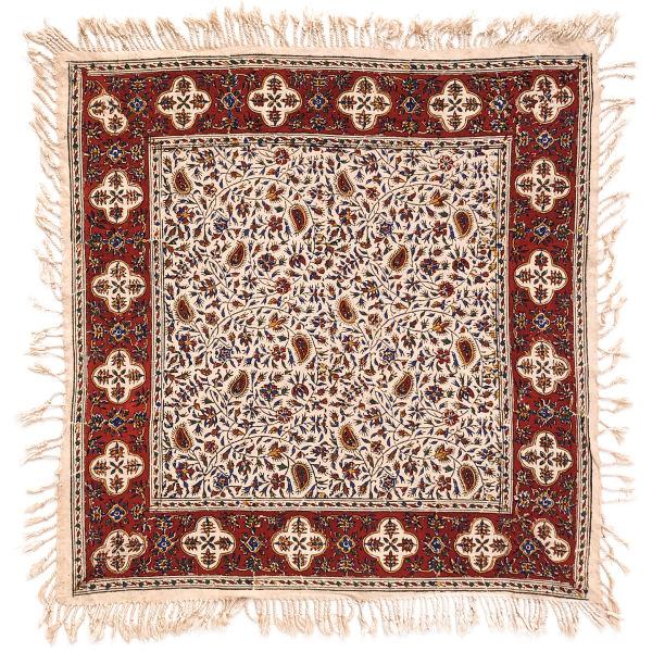 Iranian Kalamkari Tablecloth Model Hamta