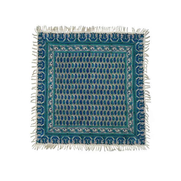 Iranian Kalamkari Tablecloth Model Hasiri01