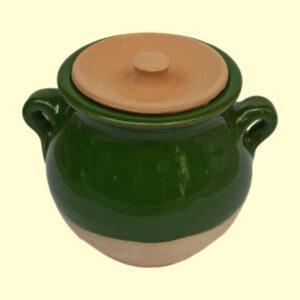 Iranian Pottery Dizi Pot Model Mahsan