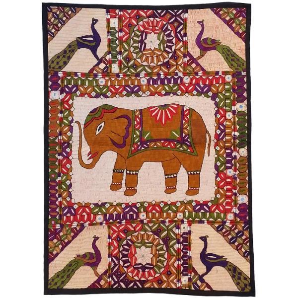 Iranian Suzani Embroidery Tablecloth Model Ghaab10