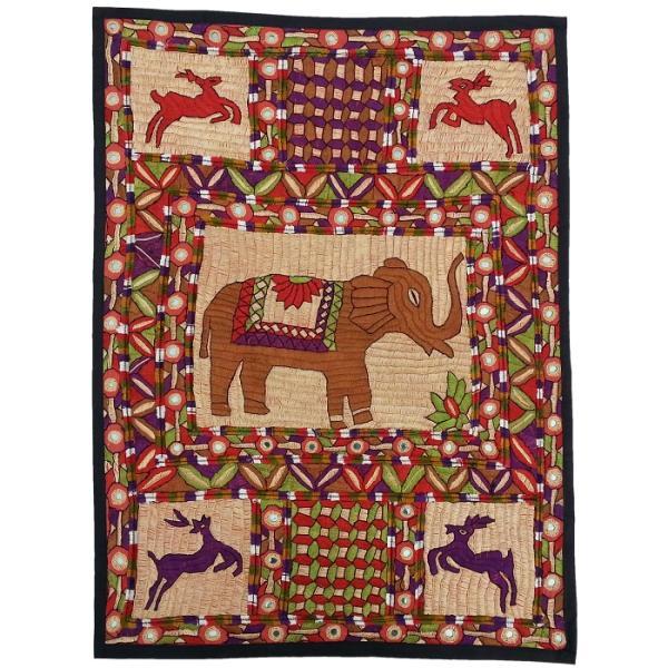 Iranian Suzani Embroidery Tablecloth Model Ghaab22