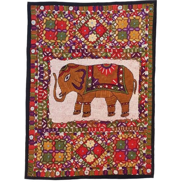 Iranian Suzani Embroidery Tablecloth Model Ghaab5