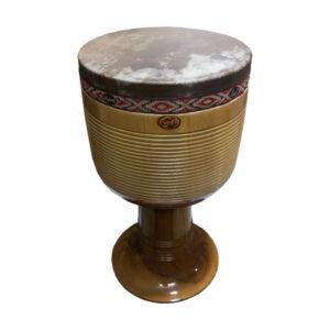 Iranian Zarb Tombak Tonbak Drum Model Calf