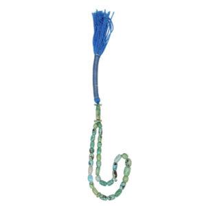 Islamic Turquoise Tesbih Prayer Beads Model Karen