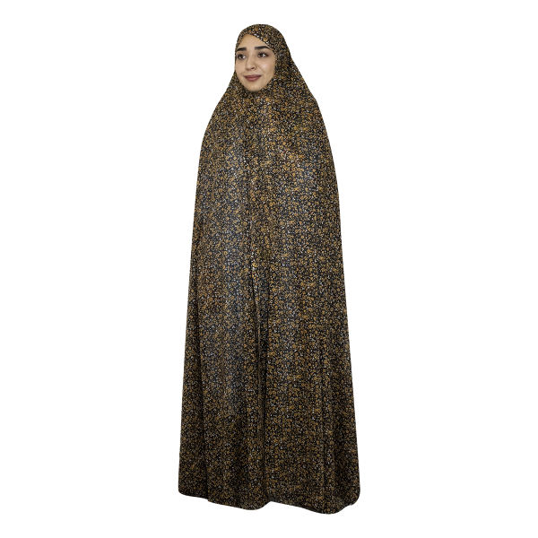 Islamic Women Namaz Chador Model Black042