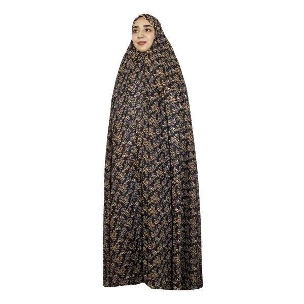 Islamic Women Namaz Chador Model Black045