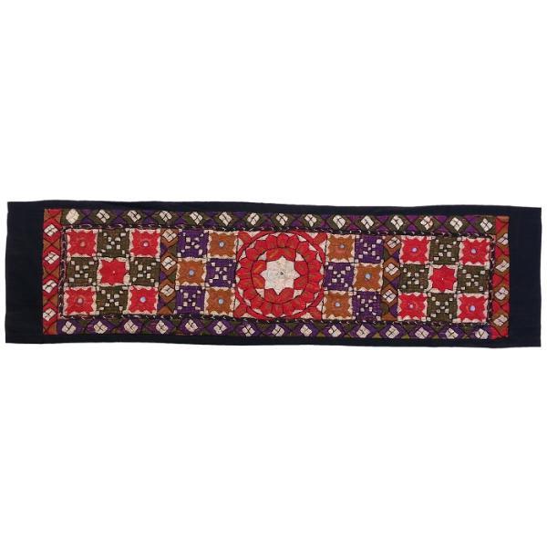 Persian Embroidery Suzani Table Runner Model Hanna17