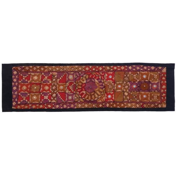 Persian Embroidery Suzani Table Runner Model Hanna22