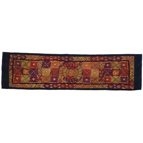 Persian Embroidery Suzani Table Runner Model Soozra24
