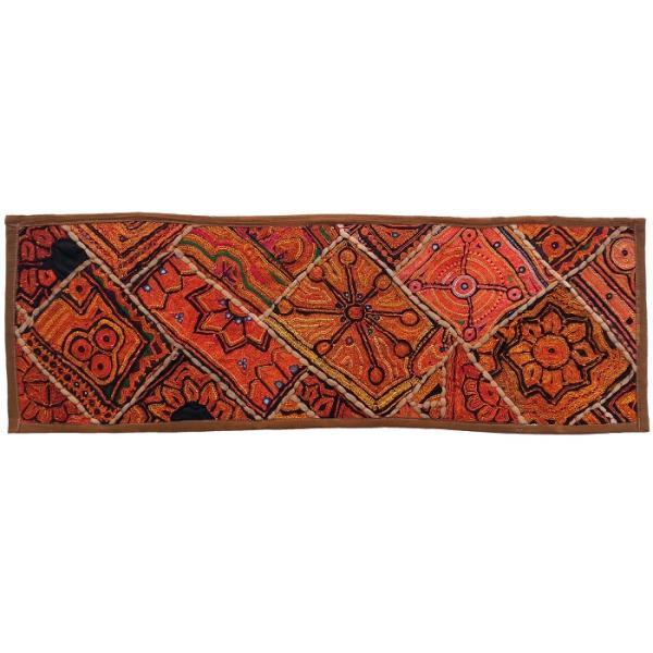 Persian Embroidery Suzani Table Runner Model Zariran8