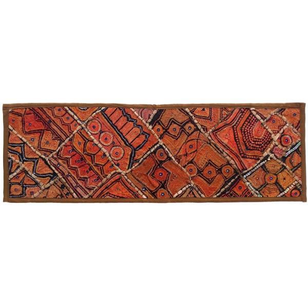 Persian Embroidery Suzani Table Runner Model Zariran9