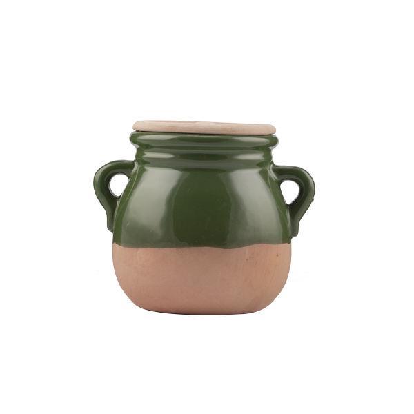 Persian Pottery Dizi Pot Model Dizin01