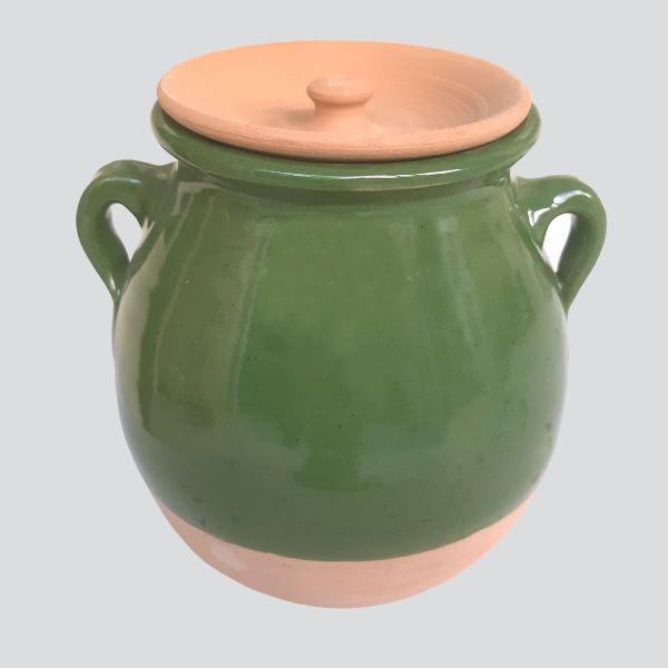 Persian Pottery Dizi Pot Model Sohrabi