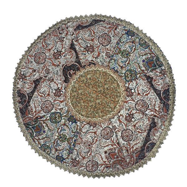 Persian Termeh Tablecloth Model Saadati